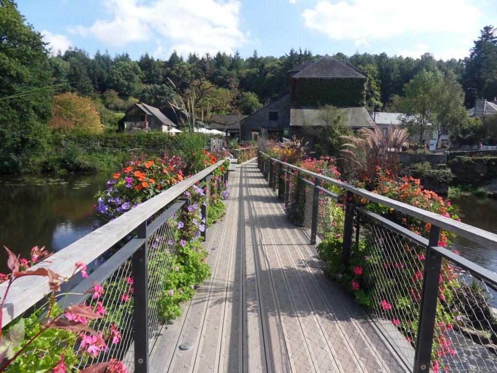 La gacilly - Le pont