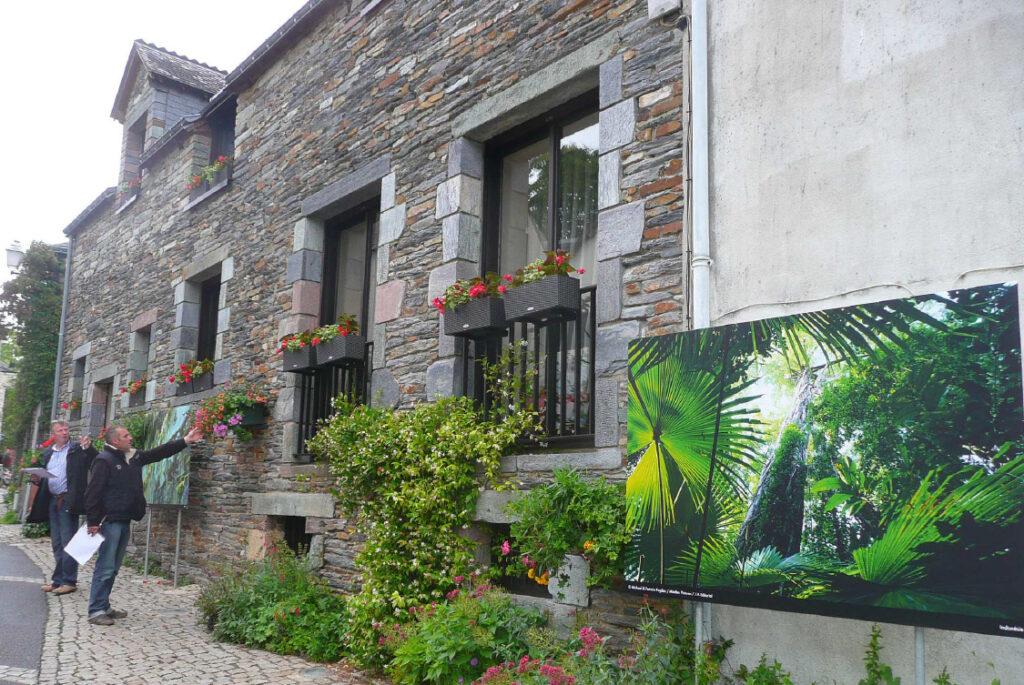 Rue lafayette, La Gacilly