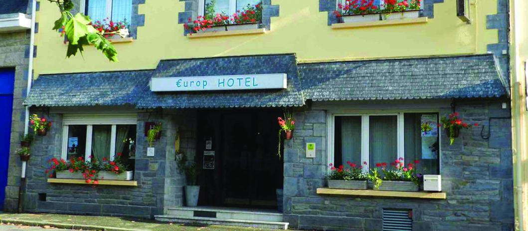 Europ Hotel à La Gacilly