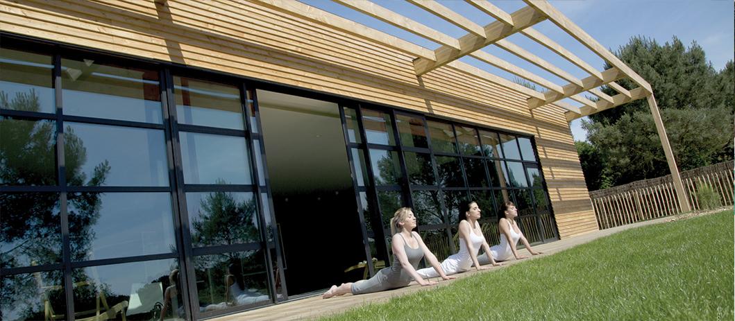 Hôtel spa, massage et relaxation
