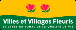 Label Ville Fleurie obtenu par la ville de La Gacilly